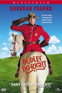 Dudley Do-Right 1999 poster