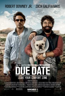 Due Date (2010) cover