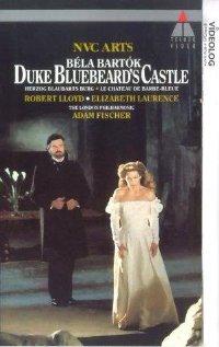 Duke Bluebeard's Castle (1988) cover