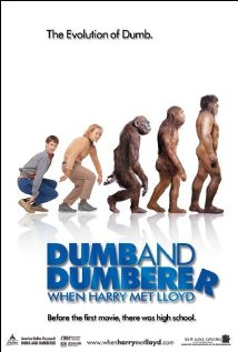 Dumb and Dumberer: When Harry Met Lloyd 2003 poster