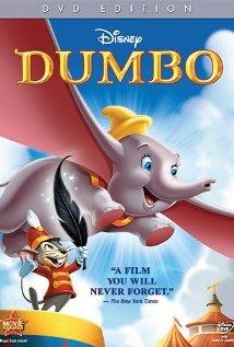 Dumbo (1941) cover