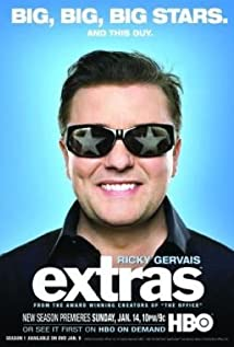 Extras (2005) cover