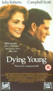 Dying Young (1991) cover