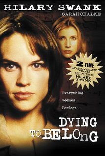 Dying to Belong 1997 poster