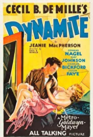 Dynamite (1929) cover