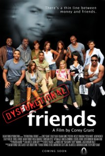 Dysfunctional Friends 2012 poster