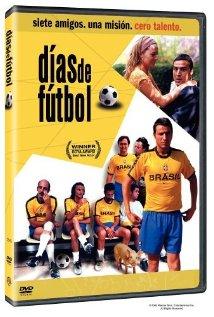 Días de fútbol (2003) cover