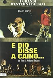 E Dio disse a Caino 1970 poster