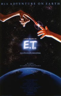 E.T. the Extra-Terrestrial (1982) cover