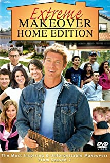 Extreme Makeover: Home Edition (2003) cover