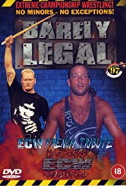 ECW Barely Legal (1997) cover