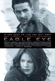 Eagle Eye (2008) cover