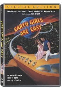 Earth Girls Are Easy (1988) cover