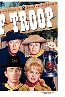 F Troop (1965) cover