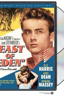 East of Eden (1955) cover