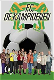 F.C. De Kampioenen 1990 poster