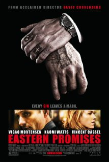 Eastern Promises (2007) cover