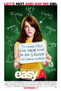 Easy A (2010) cover