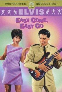 Easy Come, Easy Go (1967) cover