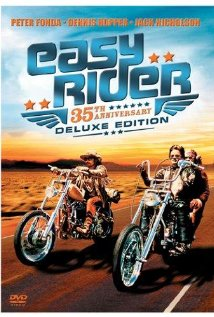 Easy Rider 1969 poster