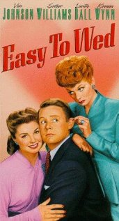 Easy to Wed 1946 poster