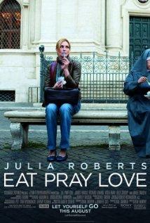 Eat Pray Love (2010) cover