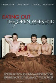 Eating Out: The Open Weekend 2011 poster
