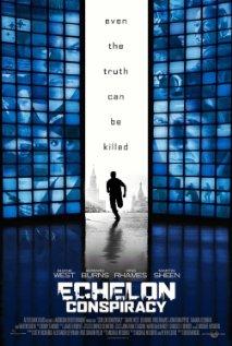 Echelon Conspiracy (2009) cover