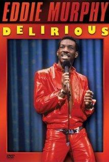Eddie Murphy Delirious (1983) cover