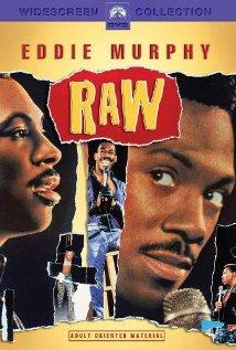 Eddie Murphy Raw 1987 poster