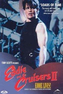 Eddie and the Cruisers II: Eddie Lives! (1989) cover