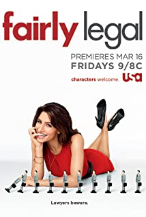 Fairly Legal 2011 poster