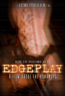 Edgeplay: A Film About The Runaways 2004 poster