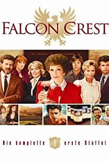 Falcon Crest (1981) cover