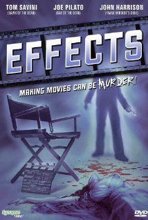 Effects (1980) cover