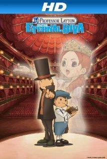 Eiga Reiton-kyôju to eien no utahime (2009) cover