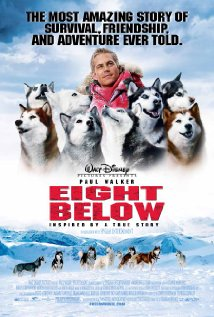Eight Below (2006) cover