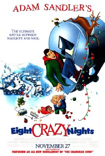 Eight Crazy Nights (2002) cover