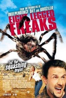 Eight Legged Freaks (2002) cover