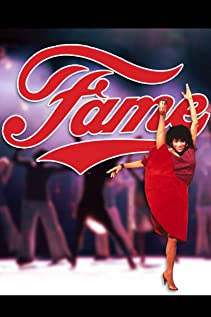 Fame (1982) cover