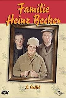 Familie Heinz Becker 1992 poster