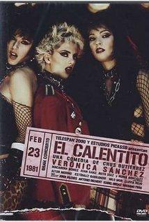 El Calentito (2005) cover