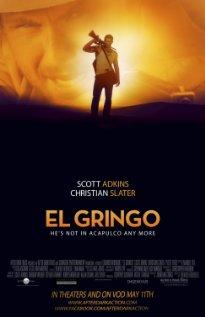 El Gringo (2012) cover