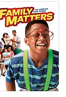 Family Matters (1989) cover