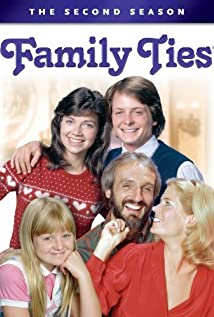 Family Ties (1982) cover