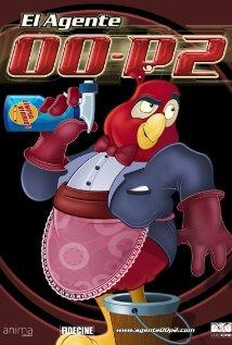 El agente 00-P2 2009 poster