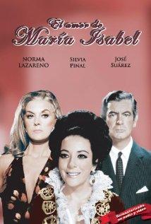 El amor de María Isabel (1970) cover