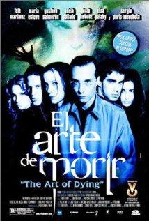 El arte de morir (2000) cover