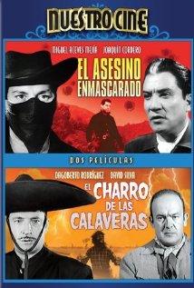 El asesino enmascarado (1962) cover