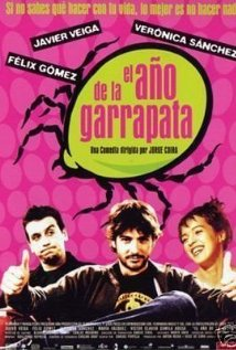 El año de la garrapata (2004) cover